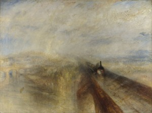 Rain, Steam, and Speed— The Great Western Railway (National Gallery, London)